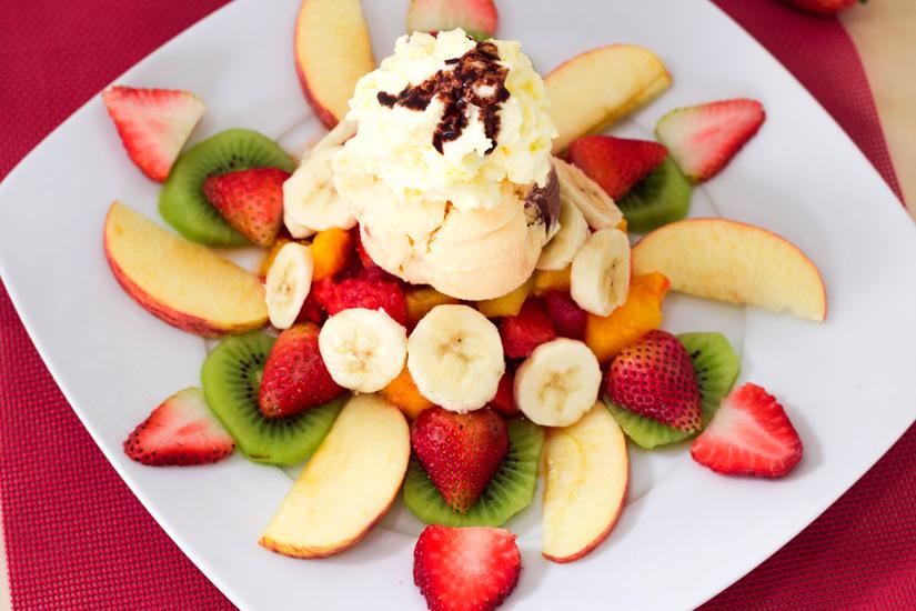 Ensalada de Frutas Especial Full - Frutería y Heladería Dinays