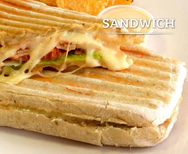Sandwich - Menu Frutería y Heladería Dinays
