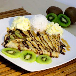 Crepe Kiwi Full - Frutería y Heladería Dinays